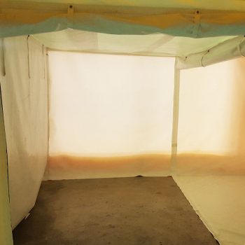Minvent Product - Environmental Shelter internal