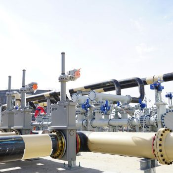 Gas Piping - Projects Section